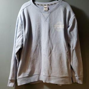 PINK VS campus sweatshirt
